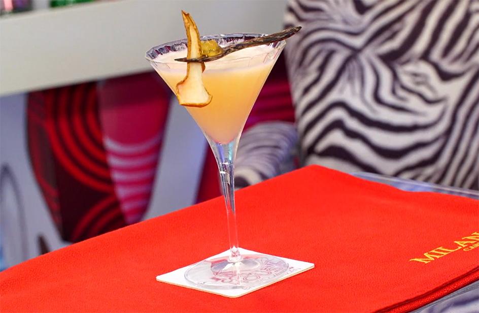 Pear & Marmelade - Cocktail House - Trentacinquesima Puntata