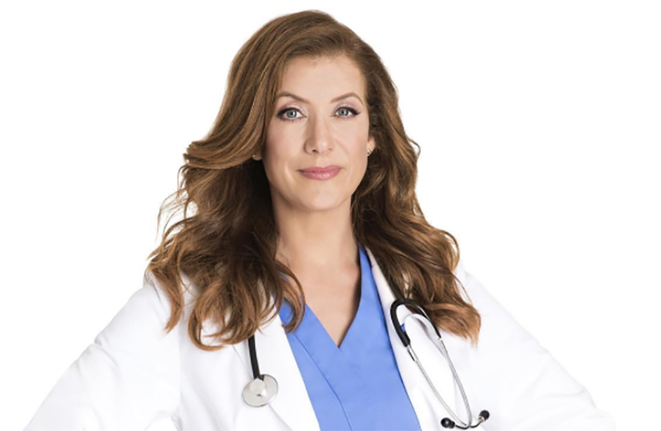 Rivelazione Shock di Kate Walsh di Grey's Anatomy
