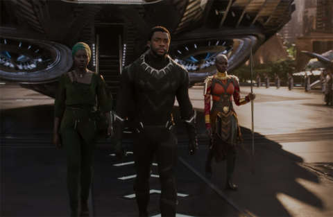 Primo trailer per Black Panther!