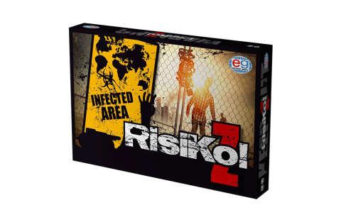 Torna Risiko! Restyling e versione in ambiente zombie