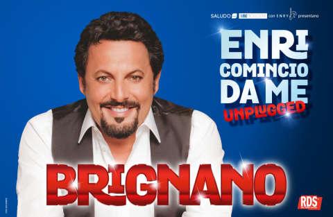 """""""Enricomincio da me"""" di Enrico Brignano"""