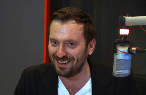 Cesare Cremonini intervista RDS