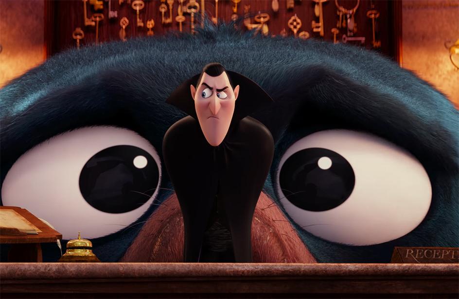Arriva il nuovo trailer di Hotel Transylvania 3