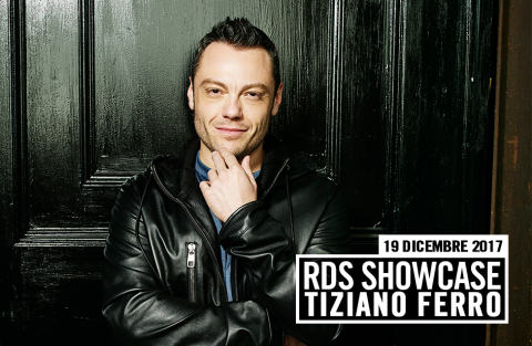 Tiziano Ferro RDS Showcase
