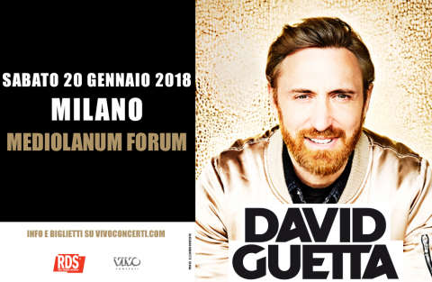 David Guetta Experience