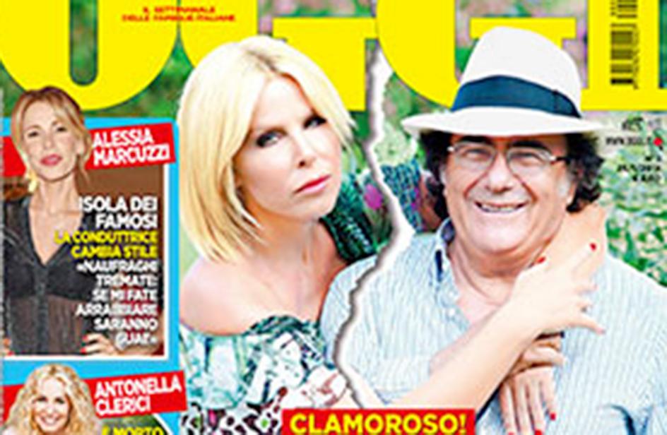 Al Bano e Lecciso: la storia d'amore davvero finita finita?