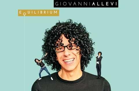 Giovanni Allevi con Equilibrium Tour