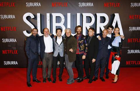 Suburra: arriva la seconda stagione, lo annuncia Netflix