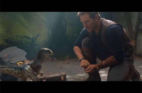 Jurassic World – Il Regno Distrutto: il nuovo trailer in italiano