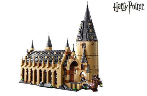 Primo set LEGO che annuncia il ritorno della serie Harry Potter