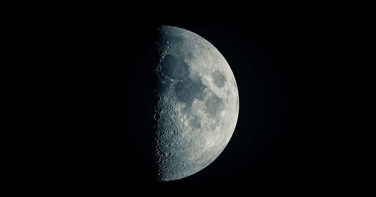 La prima eclissi lunare dell'anno nuovo