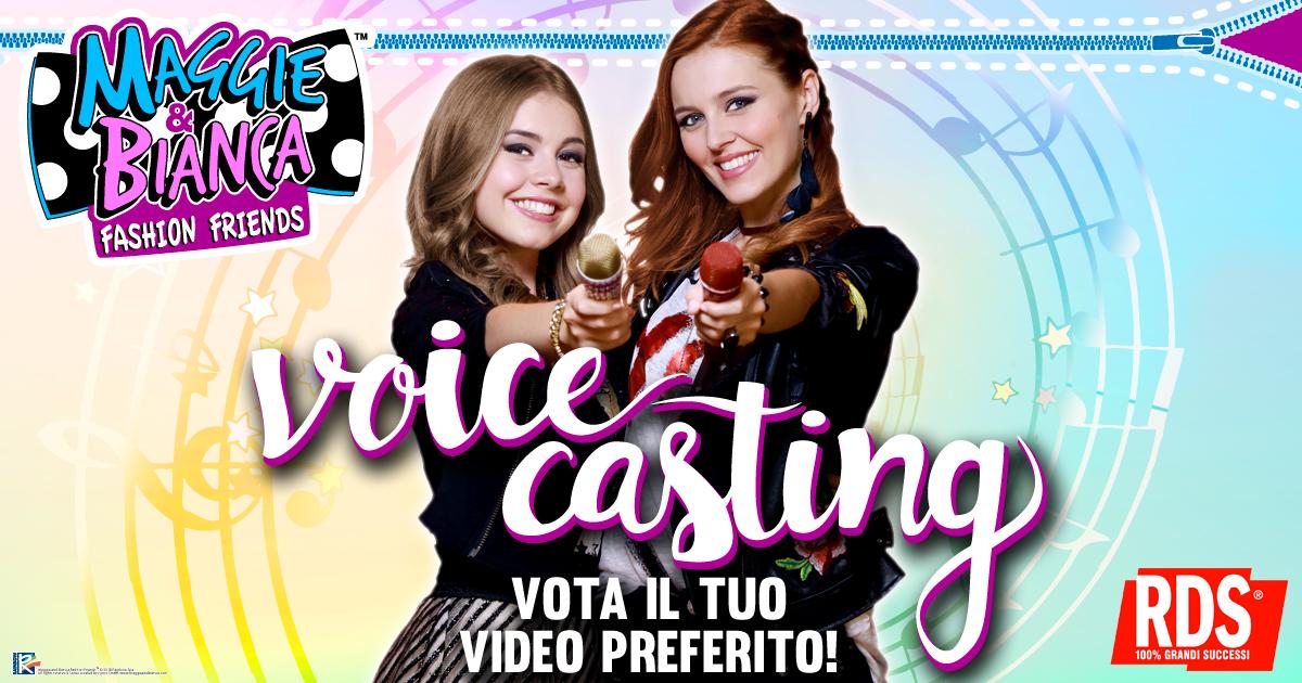 Maggie Bianca Fashion Friends Partecipa Al Casting Rds