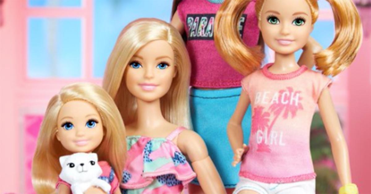 Barbie: la Mattel svela per la prima volta il suo cognome