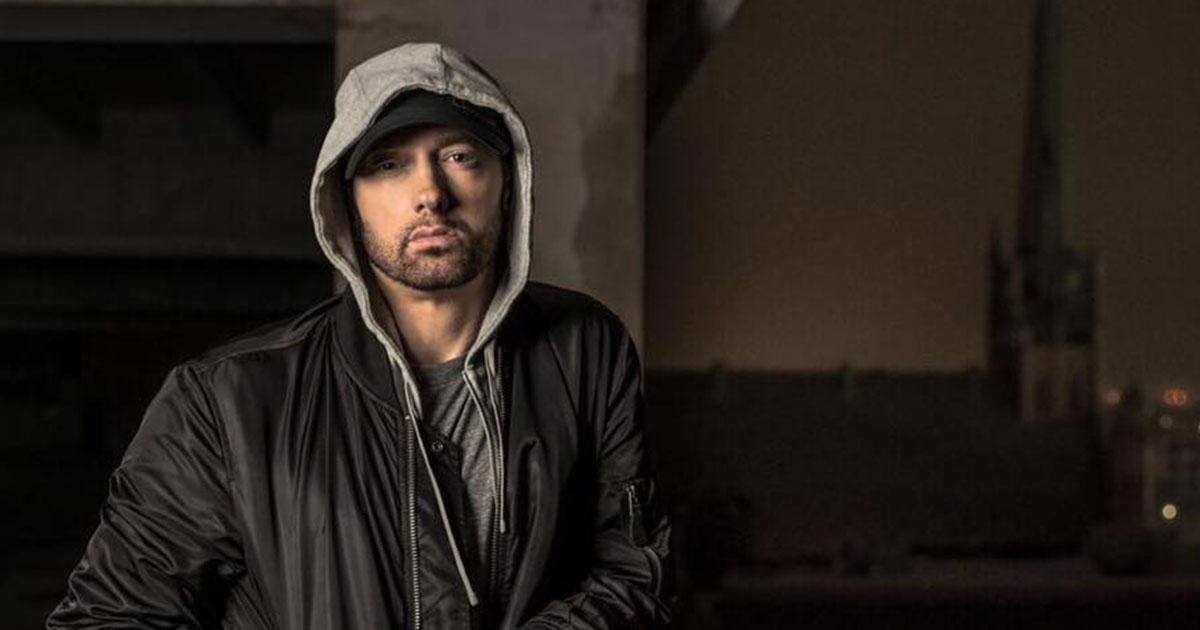 Eminem: dieci anni sobrio, condivide così con i fan