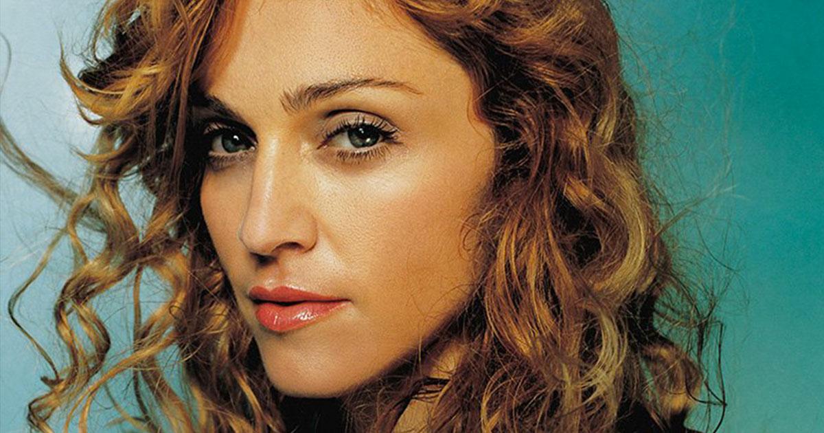 Madonna: all'asta la lettera della separazione di Tupac