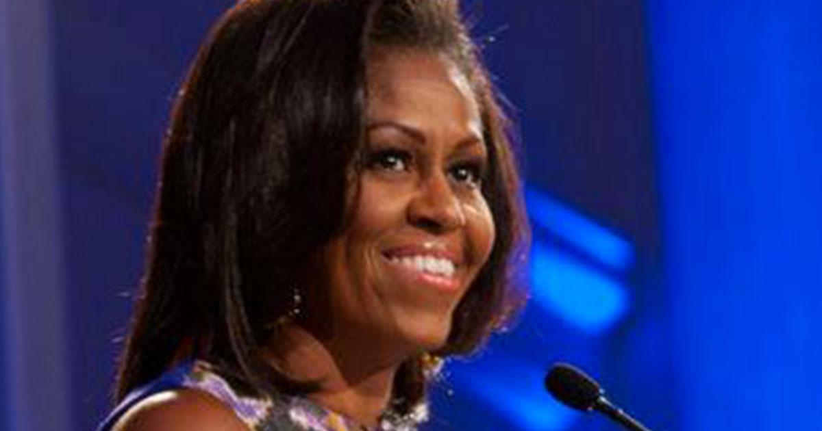 Royal baby: gli auguri di Michelle che fa impazzire il web