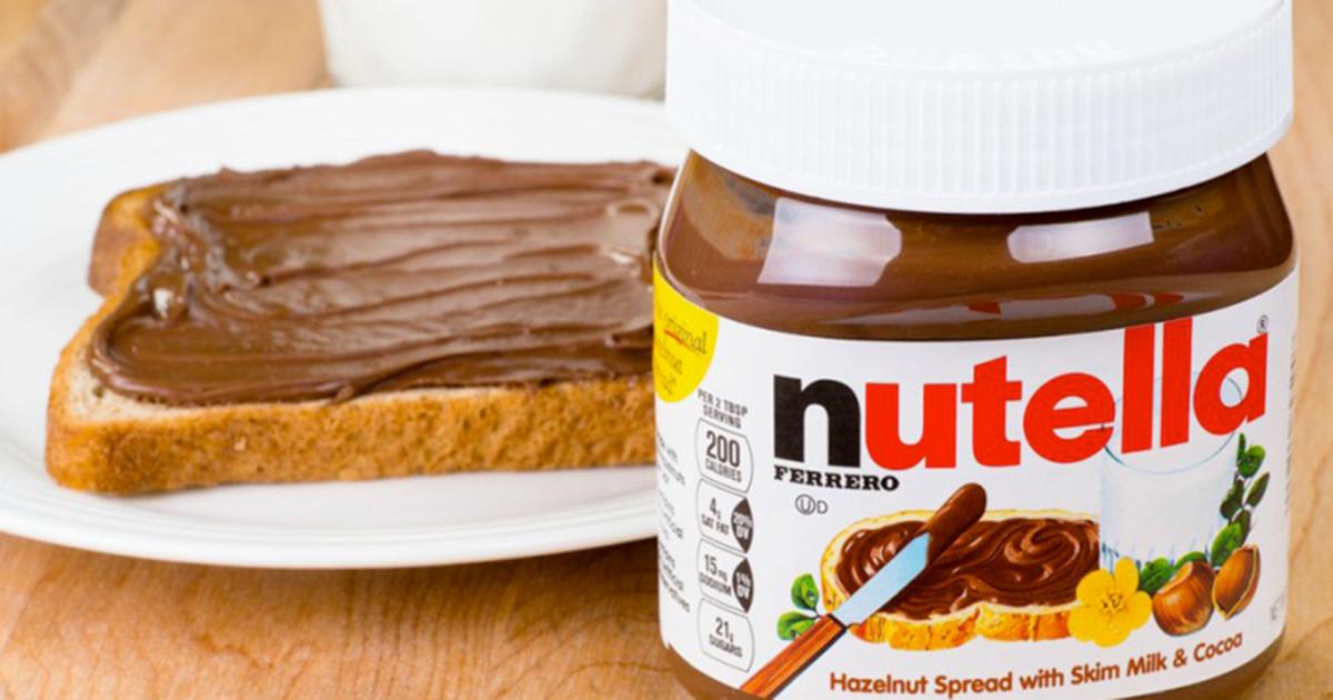 Auguri Nutella: 54 anni fa, arrivava il primo vasetto sugli scaffali