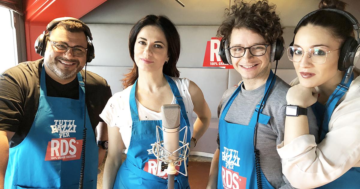 A Tutti Pazzi per RDS, torna Omelette Russa: Sergio Friscia contro la Var!