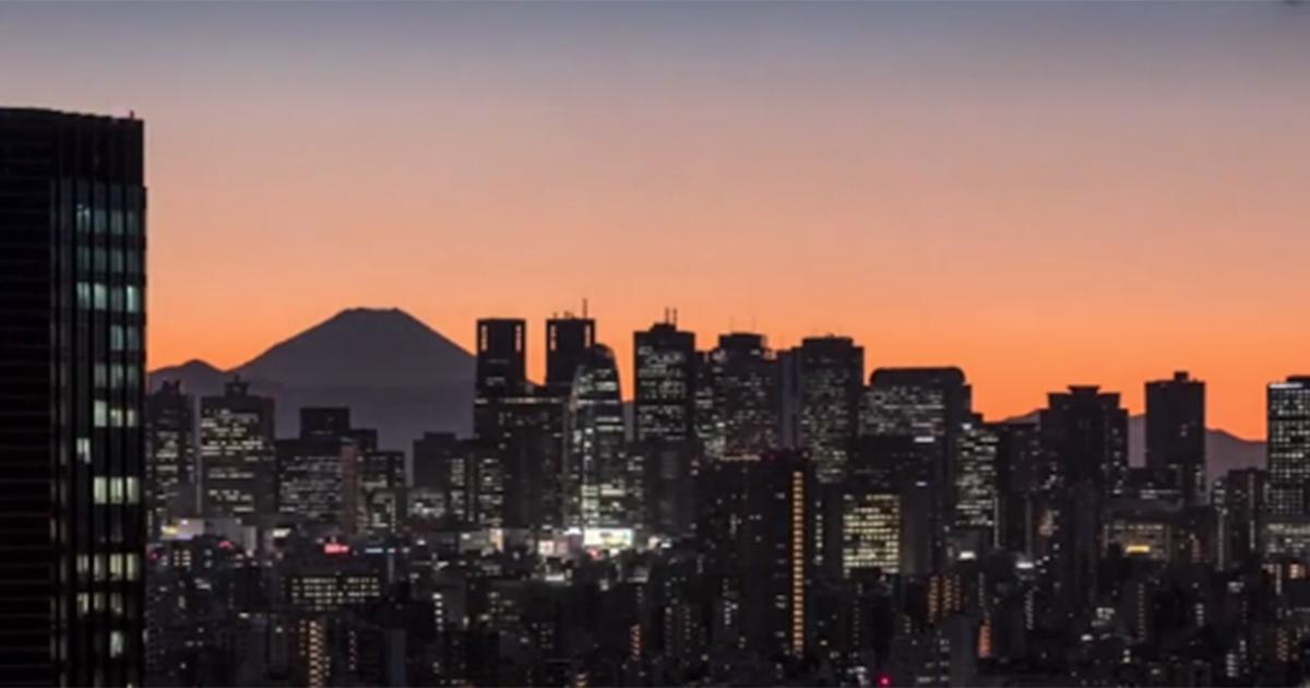 Non solo New York: ecco il time-lapse di Tokio, la città che non dorme mai