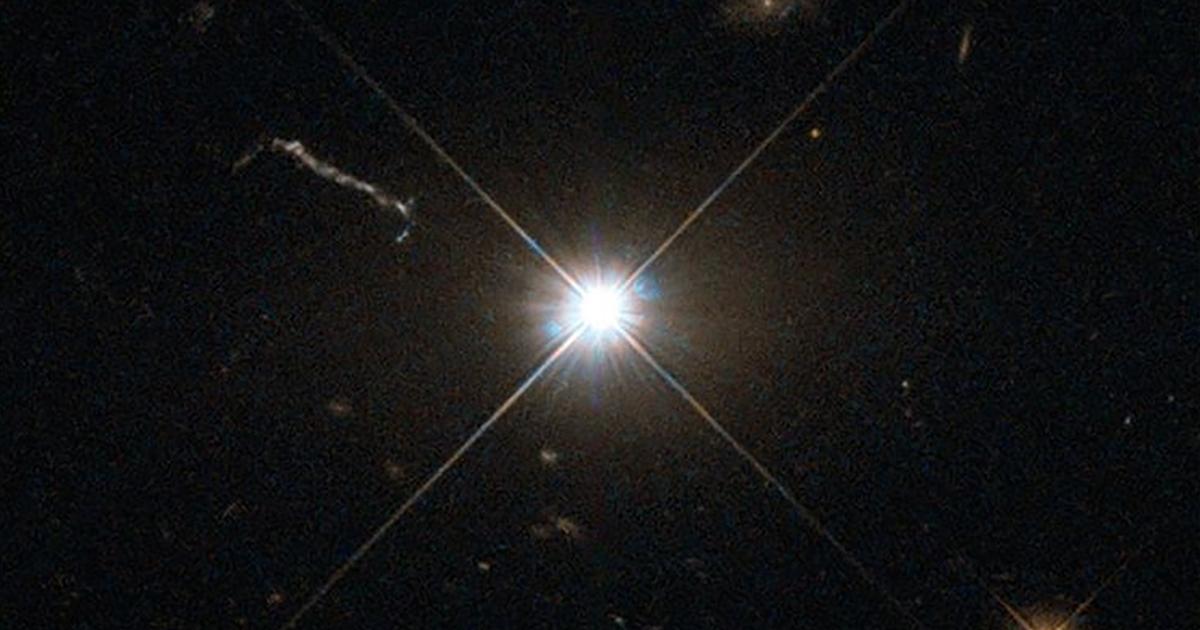 Un buco nero immenso: la scoperta incredibile nello Spazio