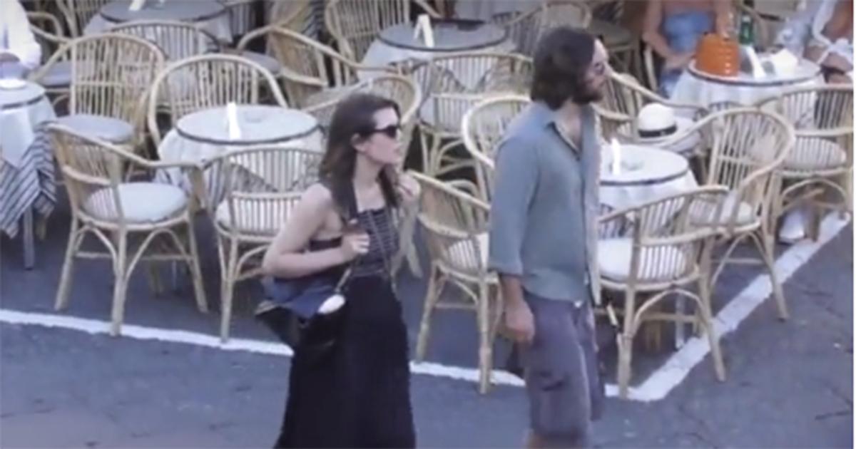 A Capri arriva Charlotte Casiraghi (col pancione) insieme a Dimitri Rassam