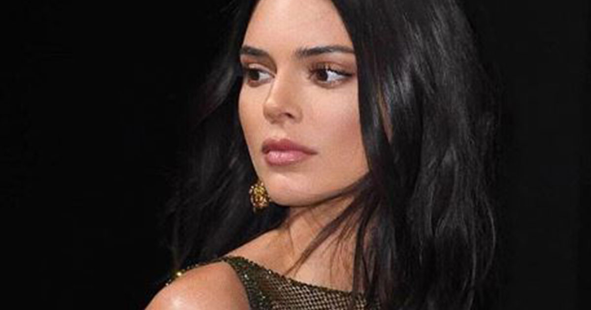 Kendall Jenner: l'incidente hot in passerella