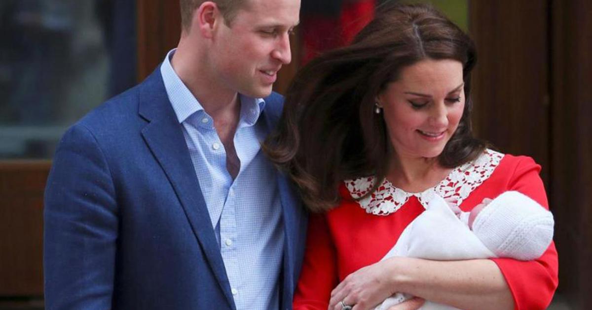 Kate Middleton pubblica le prime foto di Louis insieme ai fratelli