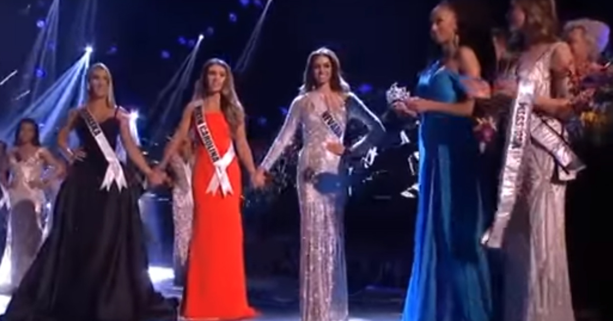 Impeto di gioia per Sarah Rose Summers, la nuova miss America