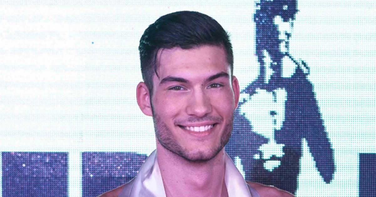 Mirko Pividore, 19 anni di Udine: ecco chi è Mister Italia 2018