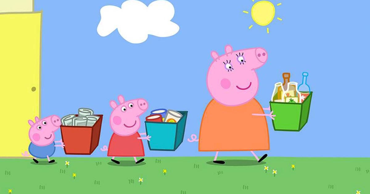 Peppa Pig censurata: cosa è successo