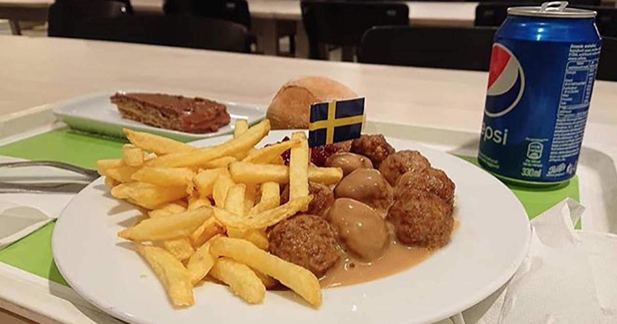 Colpo di scena: le polpette svedesi, non sono svedesi