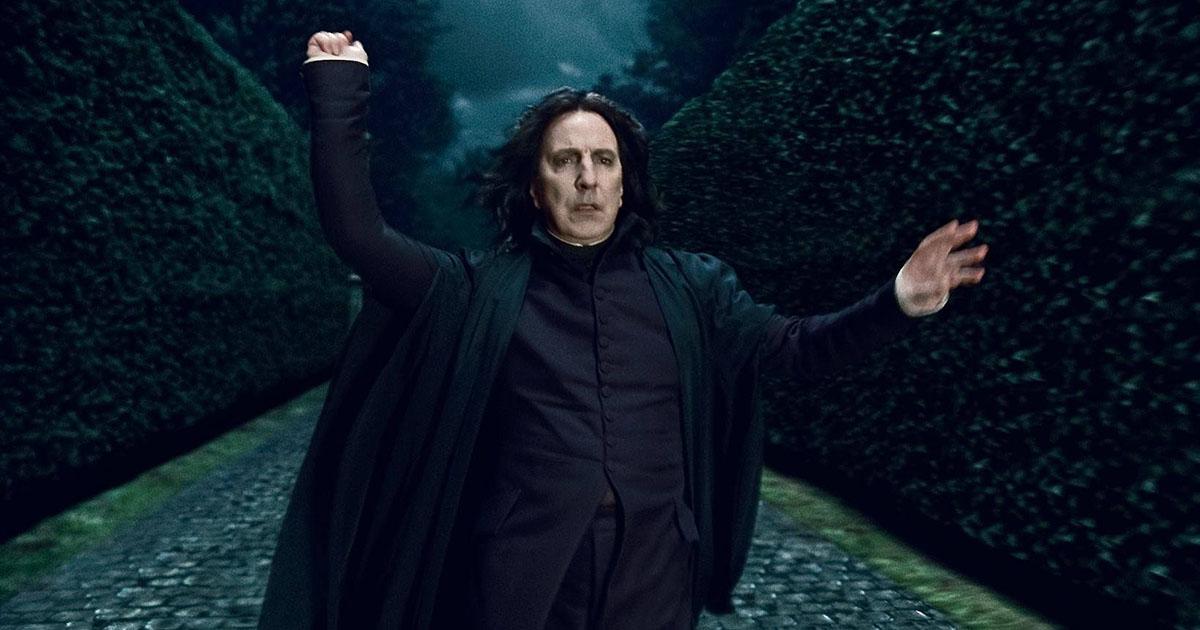 'Frustrato da Severus Piton': la verità nelle lettere di Alan Rickman