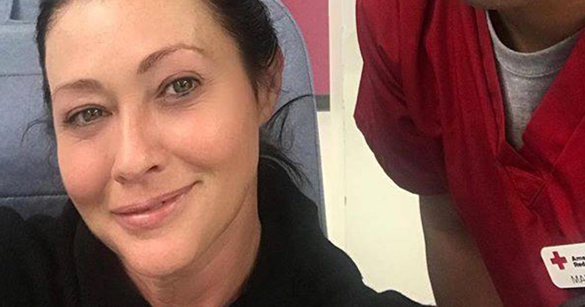 Shannen Doherty: la mia battaglia non è finita