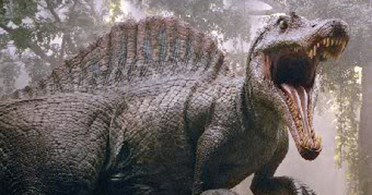 Jurassic World? No, è vero: scoperto il fossile di un baby Spinosauro