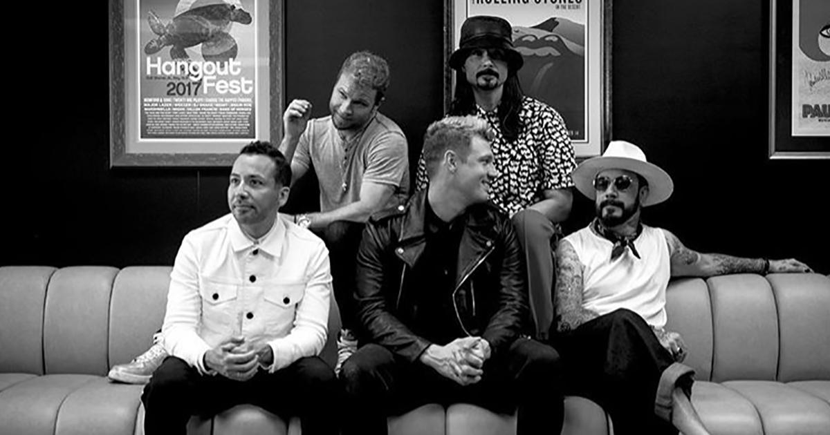 Il ritorno dei Backstreet Boys: e sono in formissima nel nuovo video