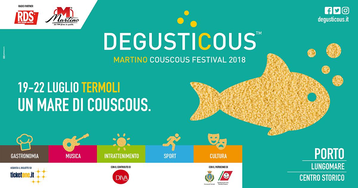 Degusticous, un evento unico per un mare di emozioni!
