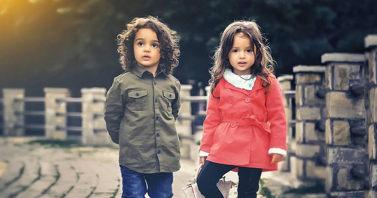 Lo studio: un fratello o una sorella, la cura migliore se c'è conflitto tra genitori