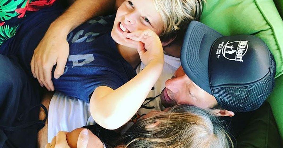 Gwyneth Paltrow: la bellissima dedica all'ex marito Chris Martin per la festa del papà