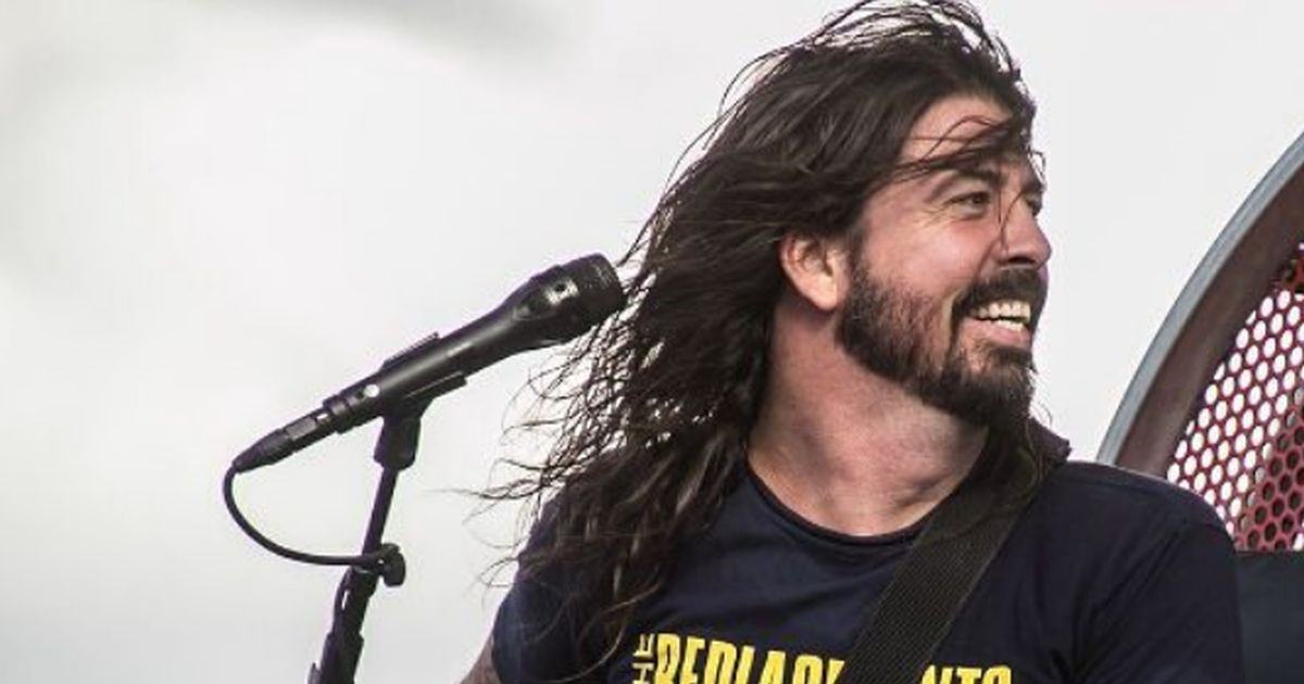Foo Fighters: Dave Grohl e il terribile scherzo ai fan durante al concerto