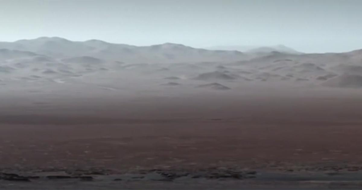 Nasa rivela: trovata materia organica all'interno delle rocce di Marte