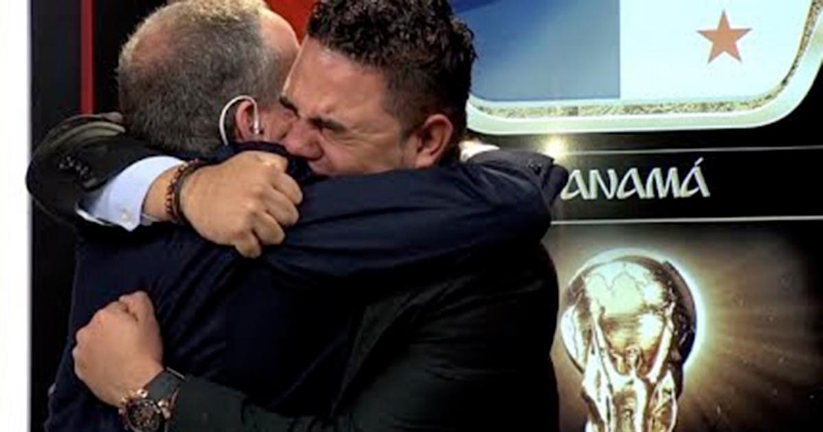Orgoglio mondiale: ecco cos'è successo nello studio TV durante l'inno di Panama
