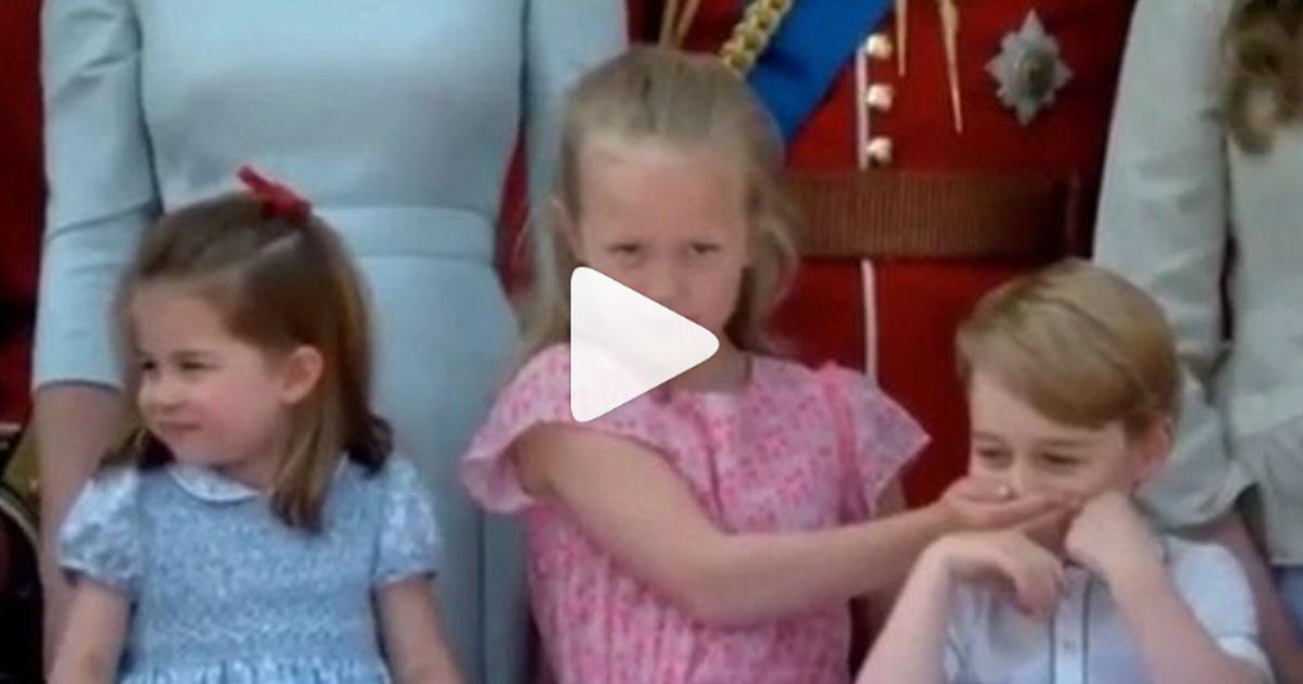Savannah: chi è la bambina che ha zittito il piccolo George?