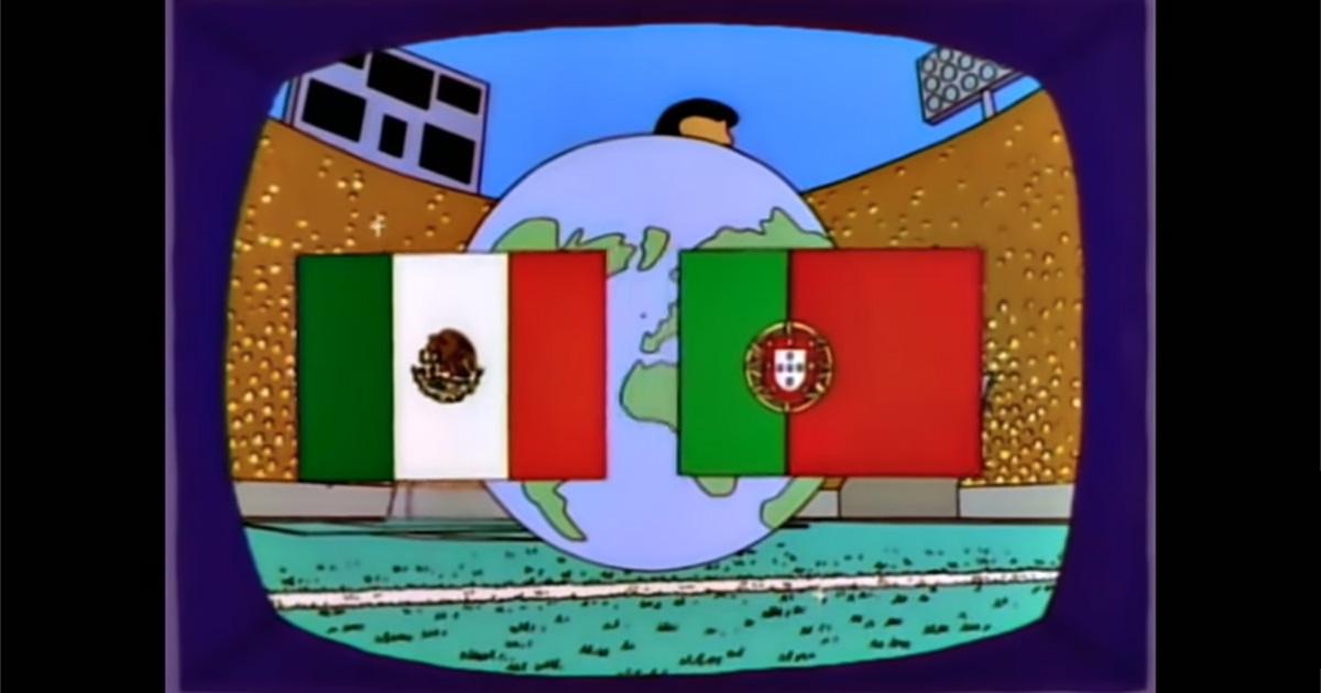 La nuova profezia dei Simpson sui Mondiali di calcio