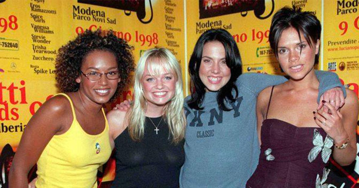 Geri Halliwell 20 anni fa lasciava le Spice Girls