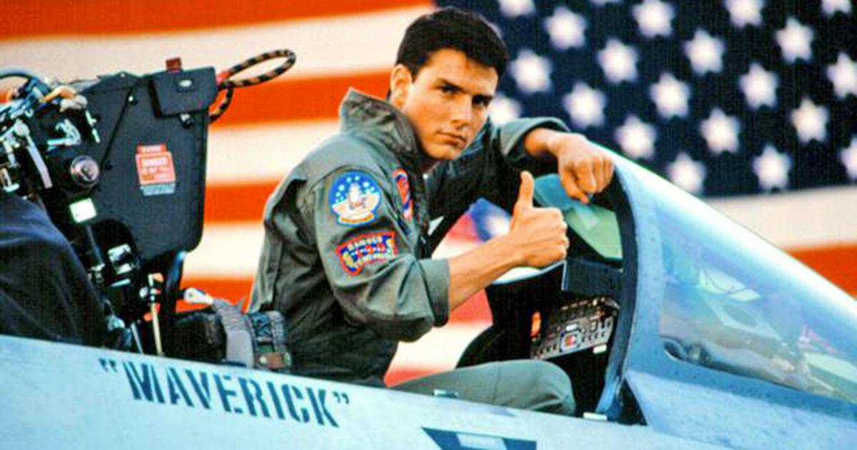 Al via le riprese di Top Gun 2: post online di Tom Cruise
