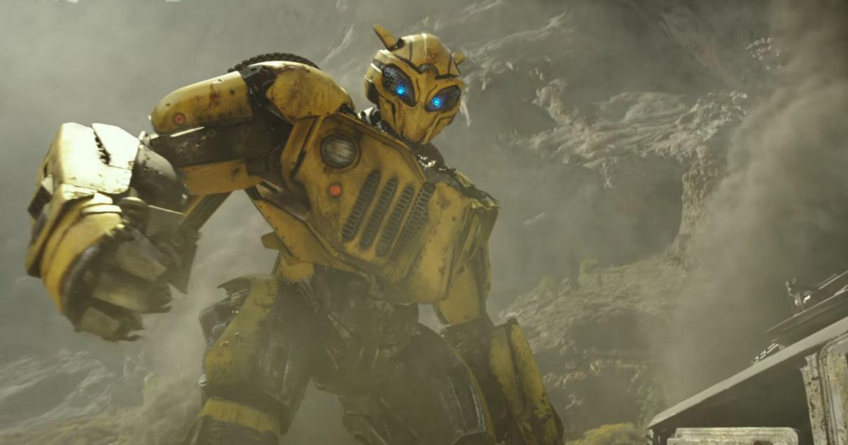Ecco il primo trailer di Bumblebee, spin-off di Transformers.