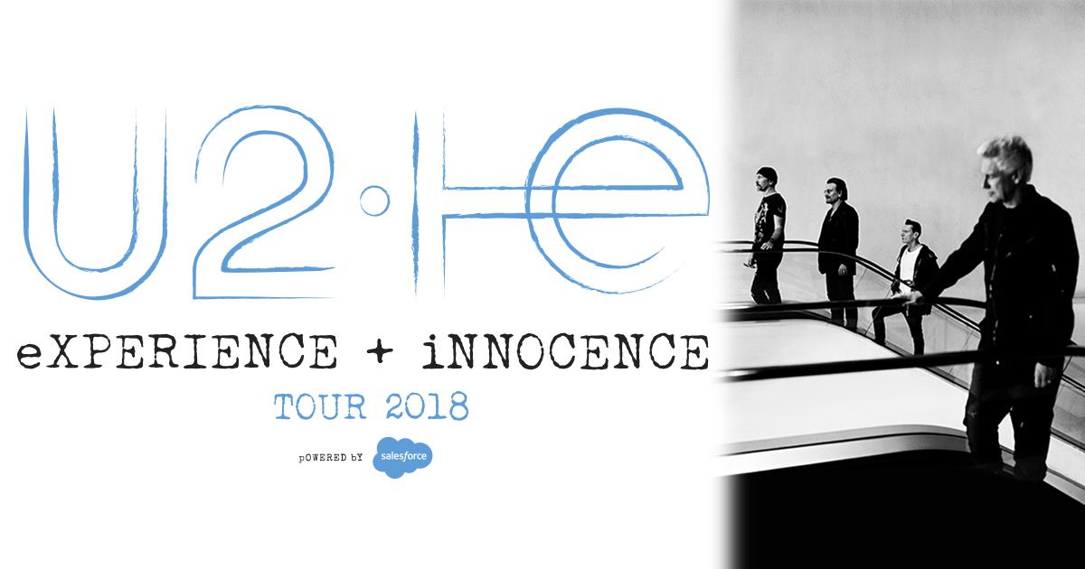 Effetto Domino: RDS World Tour 'U2'