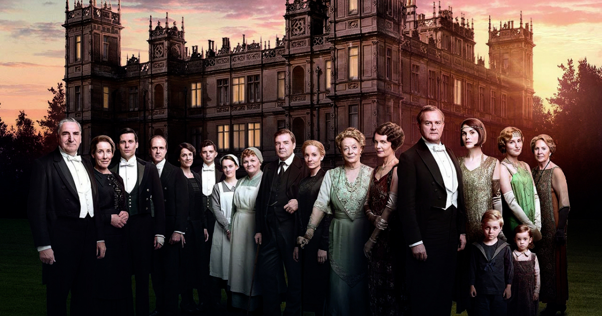 A Londra la prima del film di 'Downton Abbey' con tutto il cast
