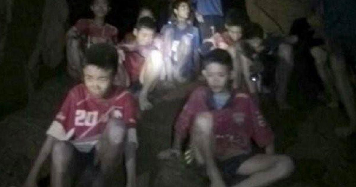 Come salvare i bambini nella grotta? Ci sono tre possibilità