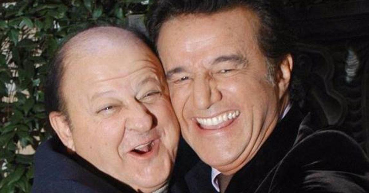 Boldi e De Sica: siamo sempre stati amici, i due di nuovo insieme al cinema